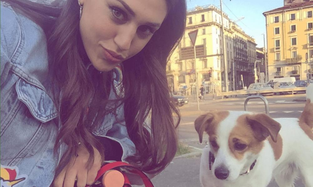 Nina Moric: brutto scherzo a Cecilia Rodriguez