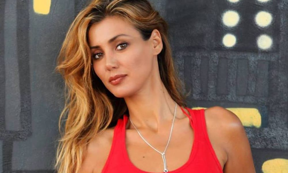 La vegana Daniela Martani: