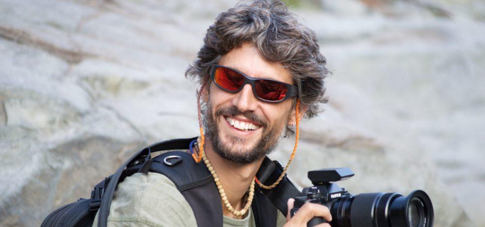"""Simone Sbaraglia: """"Ogni singolo animale ha diritto a libertà, dignità e vita"""" [ESCLUSIVA+FOTO]"""