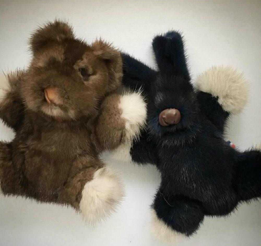 Orrore in Francia: peluche per bambini fabbricati con pellicce vere, infuria la polemica