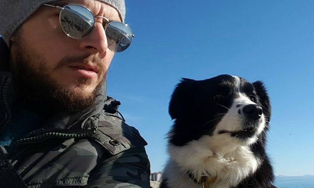 Morta dopo una caduta Camilla, il cane eroe di Amatrice