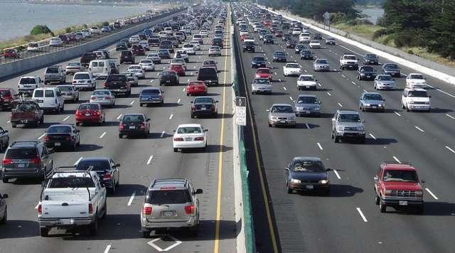 L'autostrada è bloccata: il motivo è il più tenero di sempre [FOTO + VIDEO]