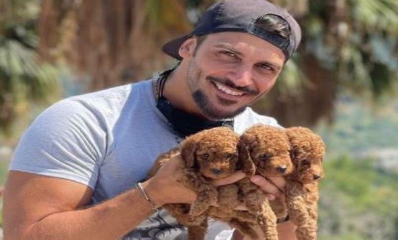 Mariano Catanzaro cane