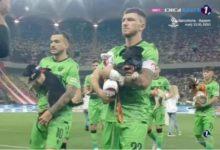 calciatori rumeni cani randagi adozione