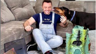 Tiziano Ferro adottare cani adulti